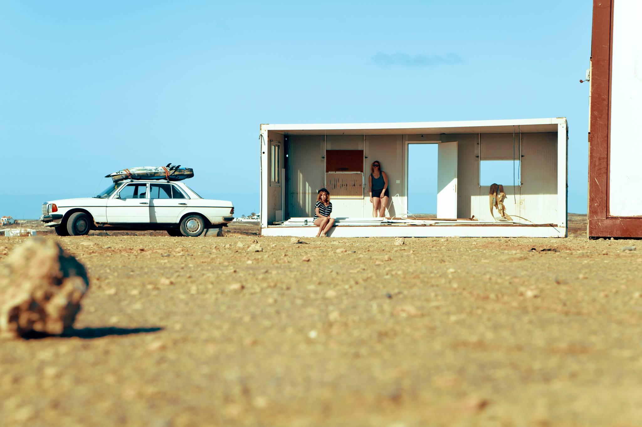 Surfbild Fuerteventura
